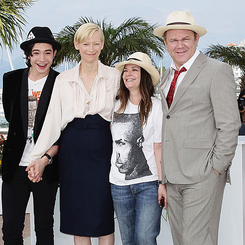 Tilda Swinton and John C Reilly at Cannes Film Festival Pictures