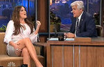 Khloe Kardashian Tells Leno About First Meeting Hubby Lamar