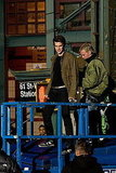 Andrew Garfield Spends an Emotional and Tearful Night Shooting The Amazing Spider-Man