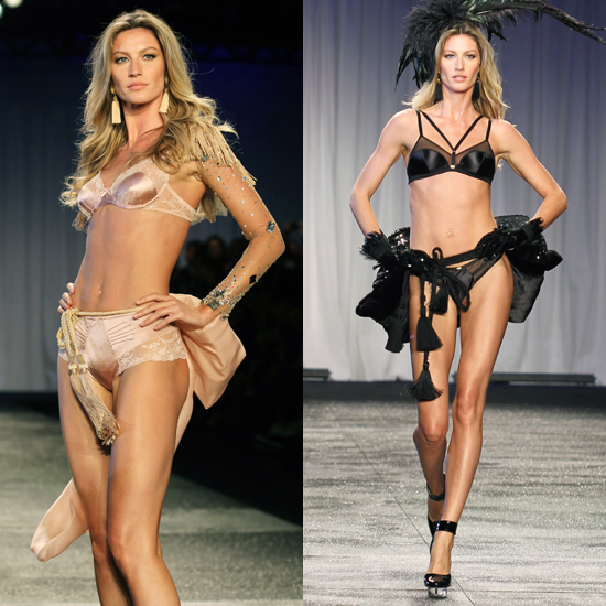 Gisele Bundchen Gets Closer to Goddess Status With Latest Runway Show