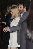 Rachel McAdams Is White Hot in Cannes With Michael Sheen by Her Side