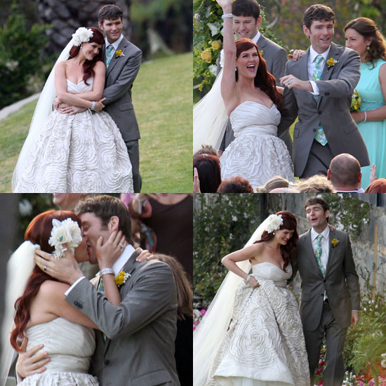 See Sara Rue's Gorgeous Outdoor Wedding to Kevin Price!