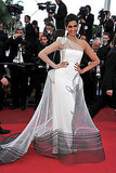 Sonam Kapoor in Jean Paul Gaultier couture