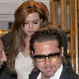 Video: Brad Pitt and Angelina Jolie at Cannes Film Festival Tree of Life Premiere