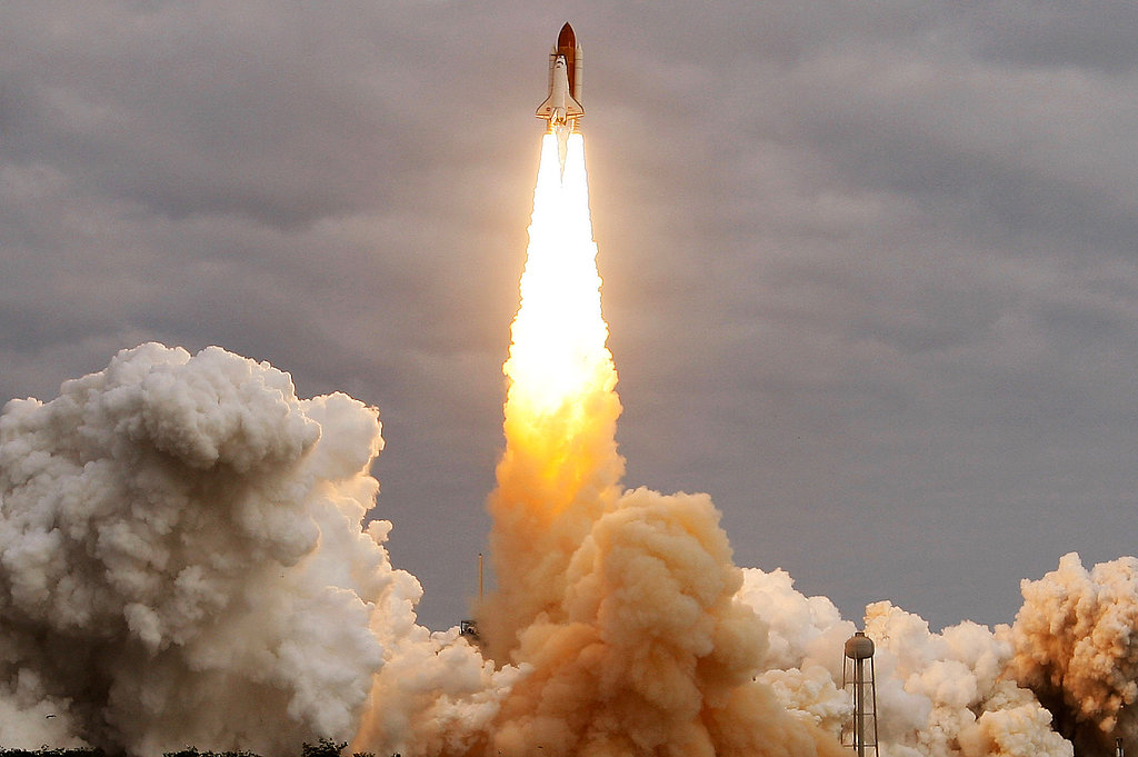 Geek Shot: Images From the Last Space Shuttle Endeavour Launch