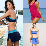 Best Swimsuits For Your Body Shape: Pear Shapes