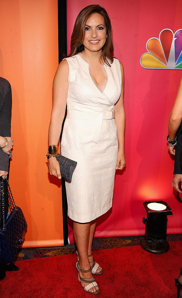 Tina, Dax, Amy, and More TV Stars Celebrate Their Small-Screen Success at the NBC Upfronts