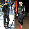 Miranda Kerr Photos at the Airport as Orlando Bloom Hangs Out in LA