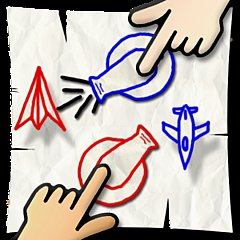 Play Paper War with Friends on Your Android Phone, One Screen with Loads of Fun!