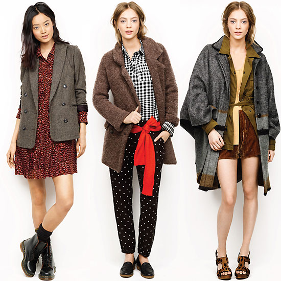 First Look! Madewell&#039;s Fall Lookbook 