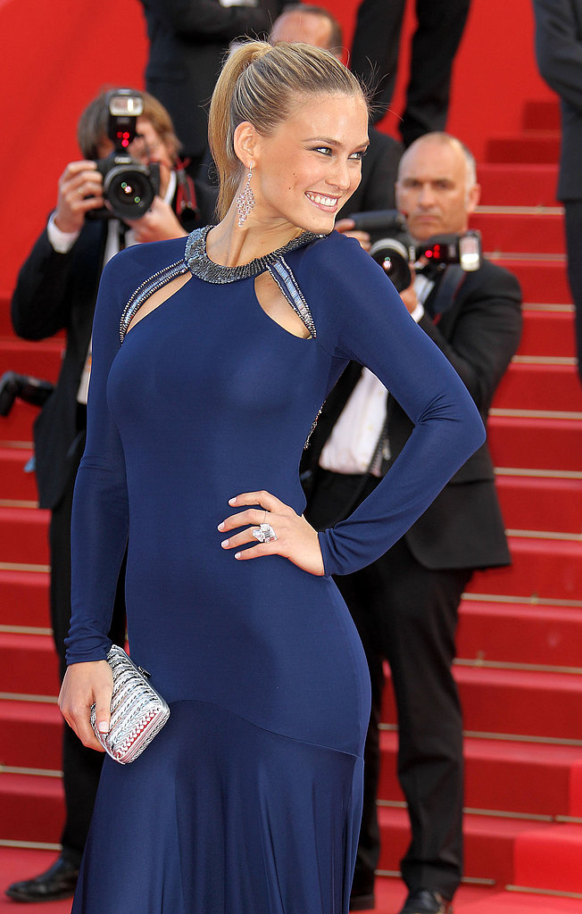 Bar Rafaeli's Gorgeous Cannes Gown From All Angles