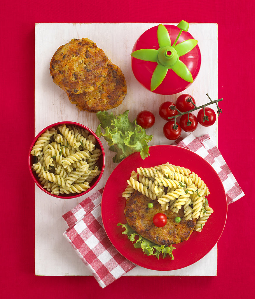 Kid-Friendly Recipes: Annabel Karmel's Vegetable Burgers