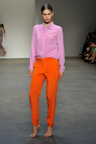 2011 RAFW Trend: Colour Blocking