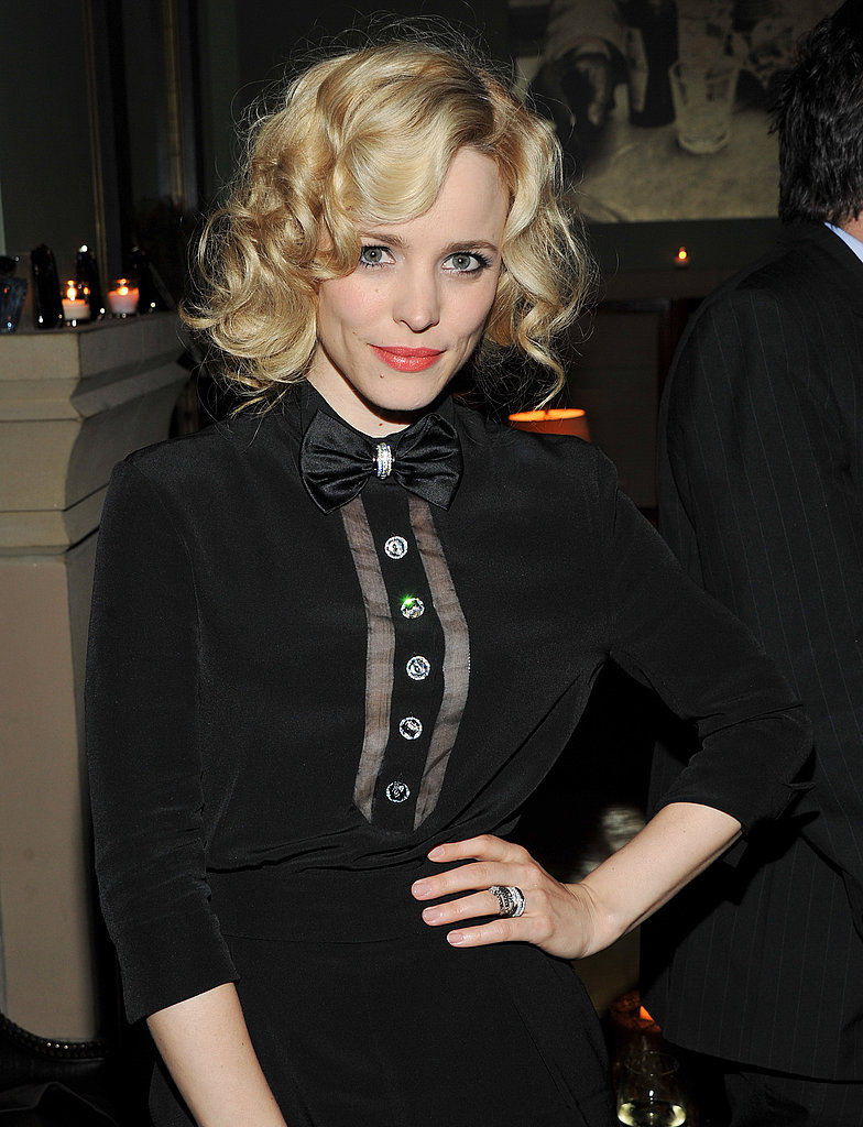 Rachel McAdams and Michael Sheen Couple Up For a Big Apple Screening