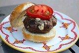 Mini Mediterranean Burgers