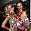 Bar Refaeli Bikini Pictures and Party Photos From Roberto Cavalli's Cannes Boutique Opening