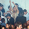 Bar Refaeli Partying Pictures