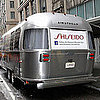 Shiseido Airstream Mobile Tour