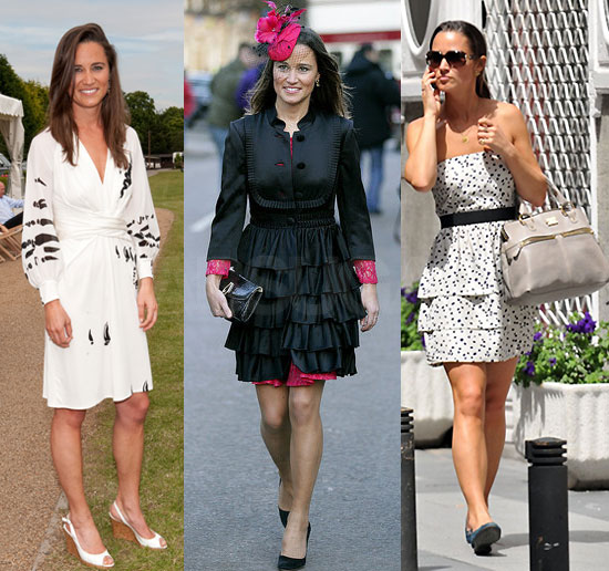 We've got the breakdown on Pippa Middleton's style.