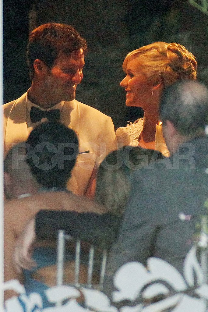 See Photos From Tony Romo and Candice Crawford's Wedding!