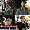 Ian Somerhalder's Best Looks in The Vampire Diaries