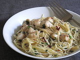 Spicy Scallop Capellini
