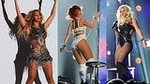 Video: Britney, Rihanna, and Beyoncé Steal the Show With Racy Billboard Performances!