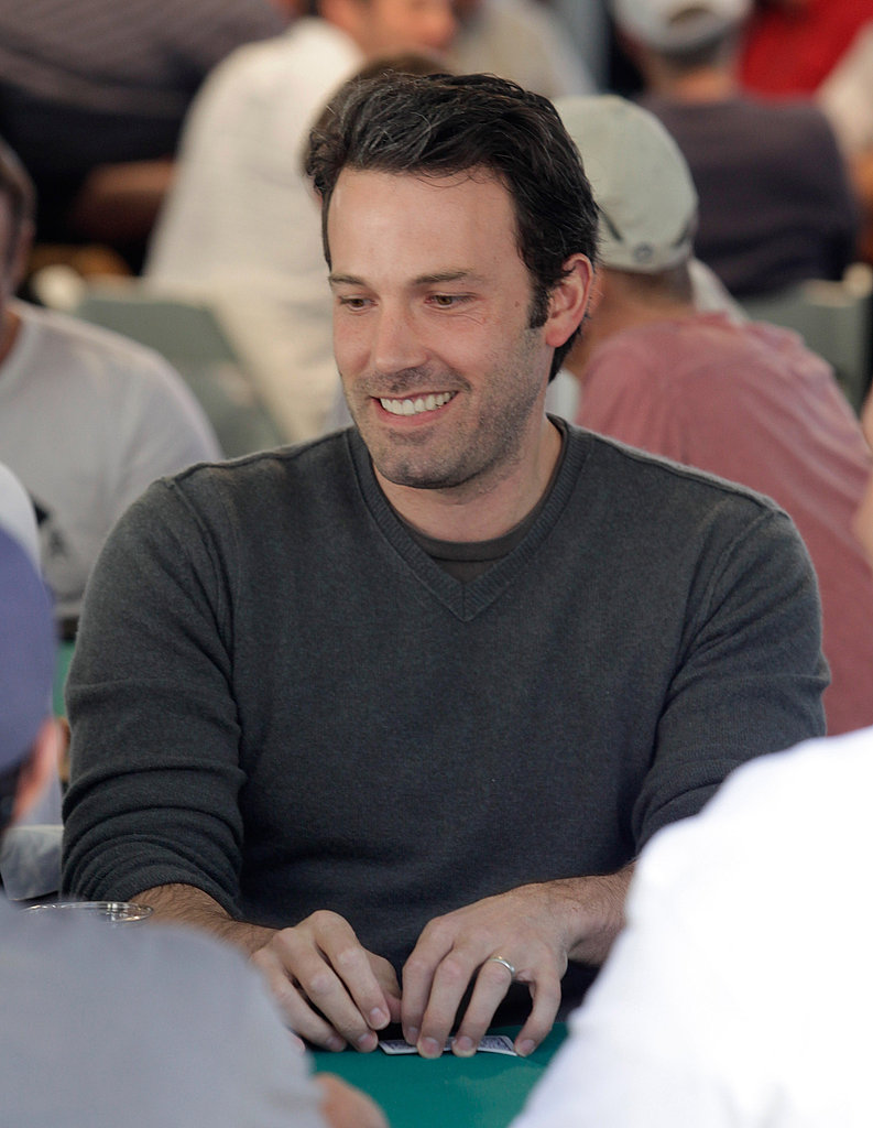 Ben Affleck Gambles For Good With Friends Like Paul Rudd