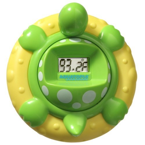 Aquatopia Deluxe Safety Bath Thermometer Alarm ($15)