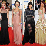 Cat Deeley, Kara Tointon and Daisy Lowe at the 2011 TV BAFTA Awards?