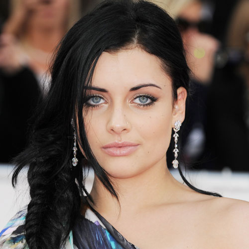 Get Shona McGarty's Look From the 2011 TV BAFTA Awards
