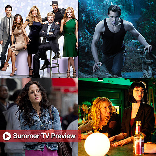 Summer 2011 TV Preview