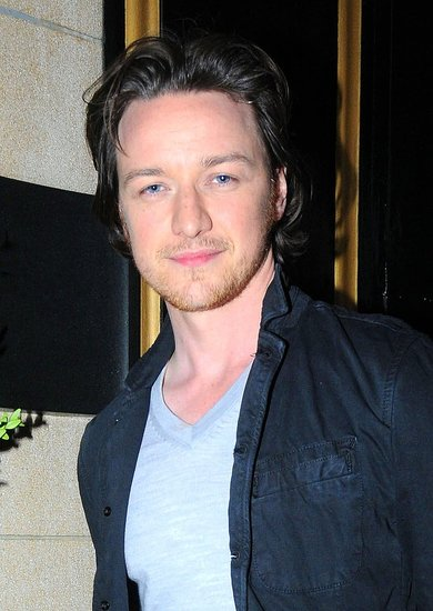 Michael Fassbender and James McAvoy Steam Up London During a Night Off From X-Men