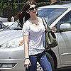 Pictures of Ashley Greene Running Errands in LA