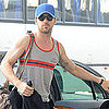 Pictures of Ryan Gosling Leaving Cannes