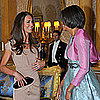 Video: Kate Middleton and Prince William Finish Honeymoon and Meet With President Obama and First Lady Michelle 2011-05-24 13:48:18