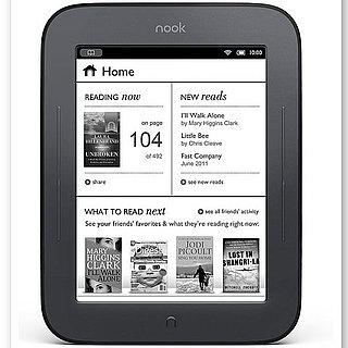 New Barnes and Noble Simple Touch Reader Nook