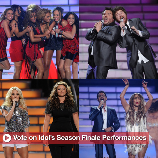 American Idol Season Finale Photos