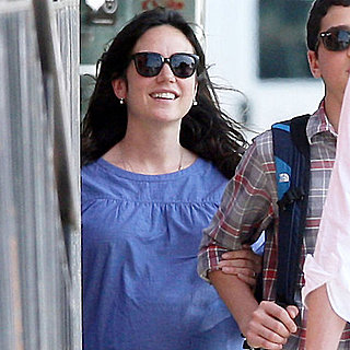 Pictures of Pregnant Jennifer Connelly and Paul Bettany