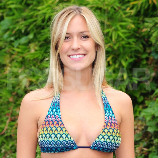 Kristin Cavallari Pairs Her Engagement Ring With a Tiny Bikini!