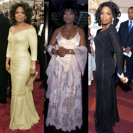 As Her Final Show Airs, We Remember the Many Looks of Oprah