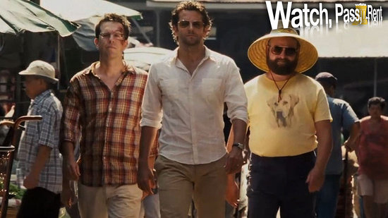 Watch, Pass, or Rent: The Hangover Part II