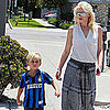 Pictures of Gwen Stefani, Gavin Rossdale on Kingston's Fifth Birthday