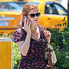 Pictures of Isla Fisher in a Sundress in Tribeca