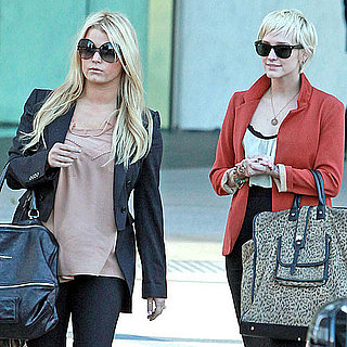 Jessica Simpson Pictures With Younger Sister Ashlee