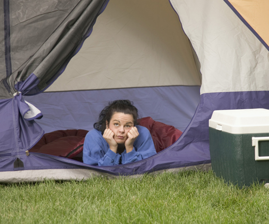 How Look Good While Camping - What To Pack For Your First Campervan Trip