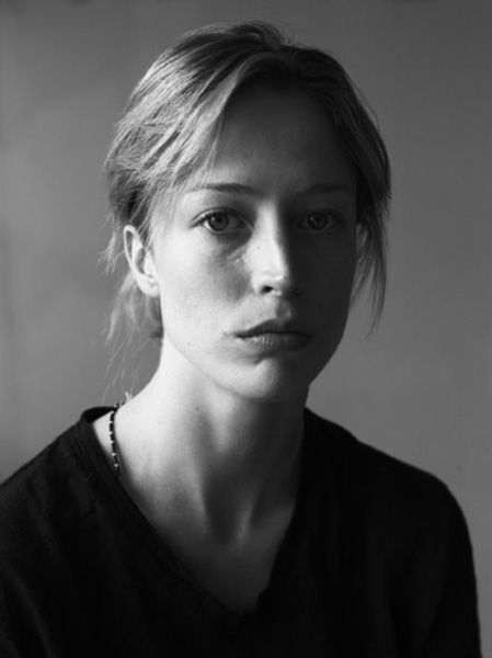 Raquel Zimmermann Without Makeup