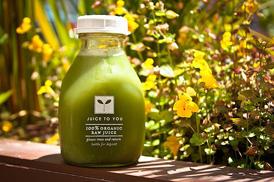 Juice To You: Freshly-Pressed Green Juice, Delivered to Your Doorstep
