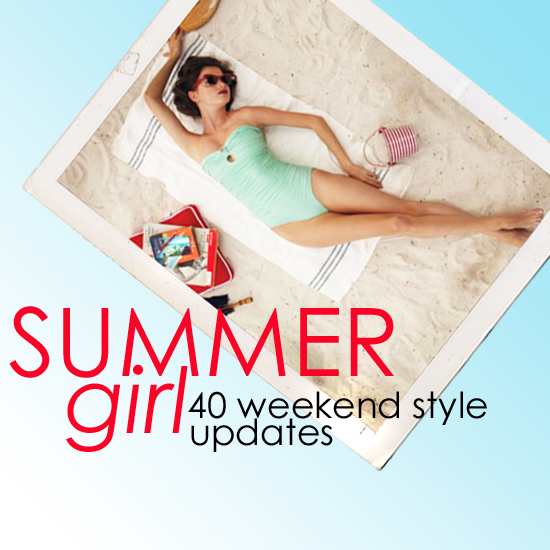 Kick Off Summer With These Perfect Weekend Style Updates