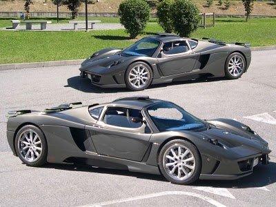 Highlight Automotive Simbol Design Sports Cars Lavazza GTXR - Really cheap sports cars